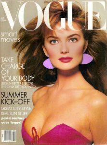 Vogue - paulina porizkova