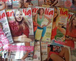 Magazine rituals