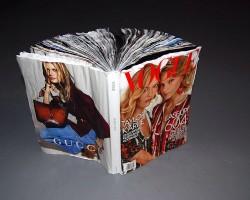Puffed Up Vogue