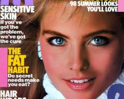 mademoiselle july 1982