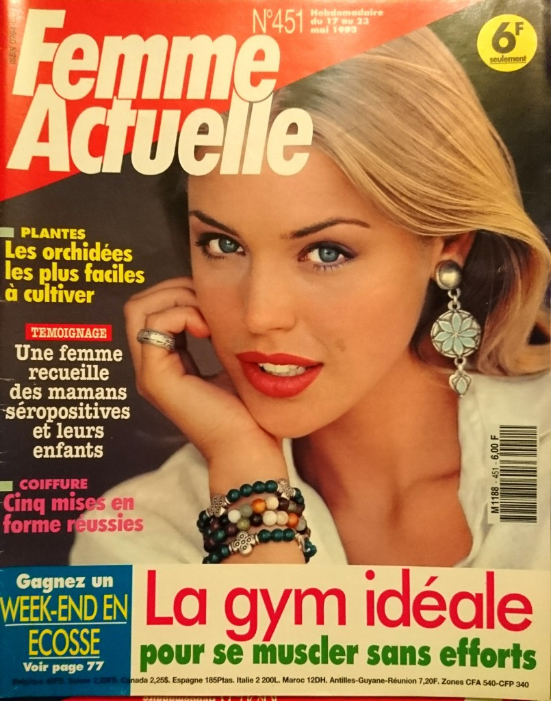 Femme Actuelle 451 du 17 Mai 1993