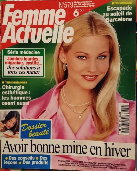 Femme Actuelle 579 du 30 Octobre 1995