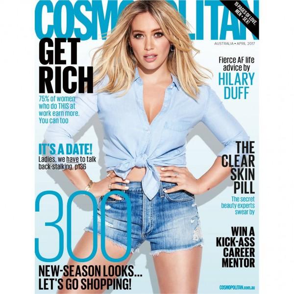 Cosmo Aus 2017 April