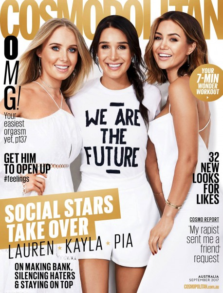 Cosmo Aus 2017 August