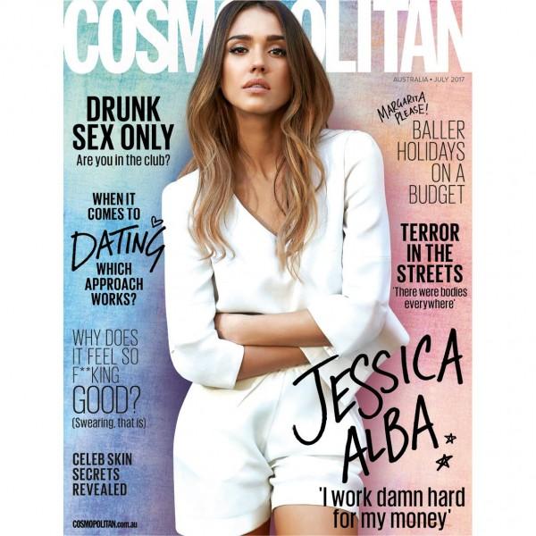 Cosmo Aus 2017 June
