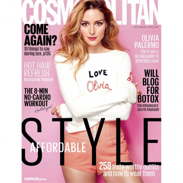 Cosmo Aus 2017 May