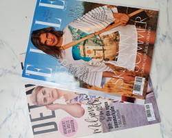 My new magazines!