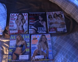 Bringing out some older mags to lube up