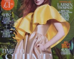 UK hello fashion magazine