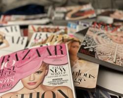 Magazine Cuddle Pile