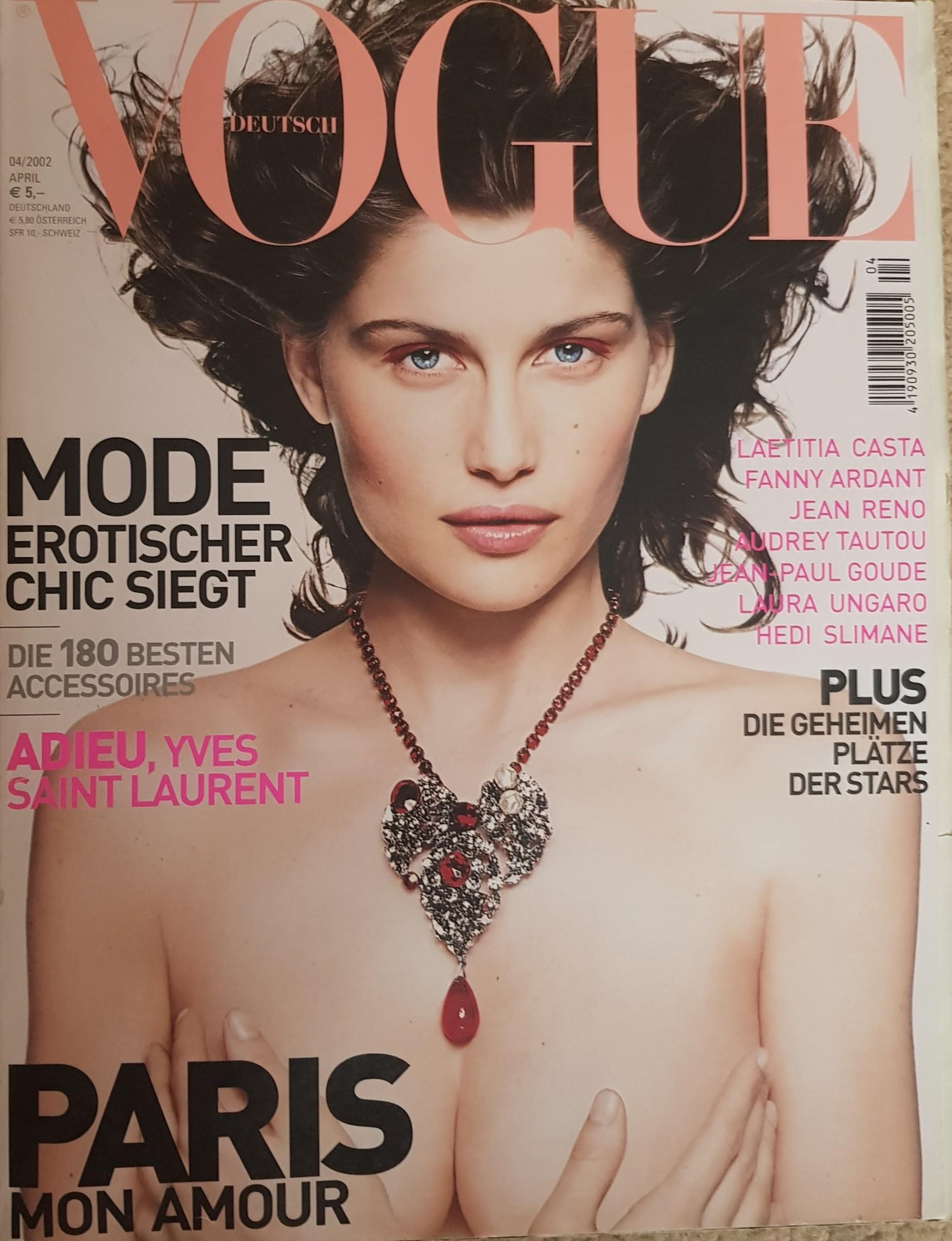 Vogue, Vintage