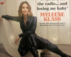Today's You Magazine With The Lovely Myleene Klass