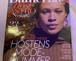 Inside shots of my new magazine