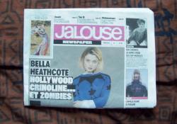 I found a women's newspaper!
