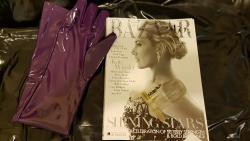 Harper's Bazaar fun with Kate!