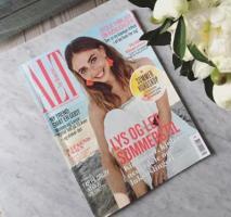 Nice summermagazine cover